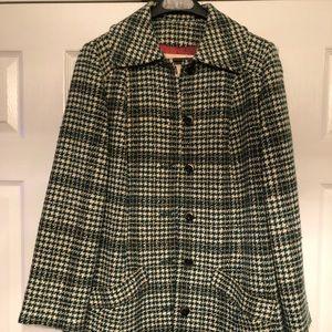 1920's vintage Pendleton wool pea coat
